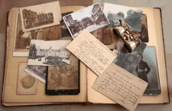 Archiving Family Records