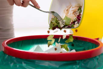 Thought for Food (Waste)